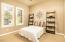 Both guest bedrooms are en-suites.