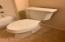 2nd bedroom bathroom New Kohler soft close toilet