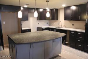 updated new kitchen