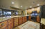 Beautiful rich cabinetry!
