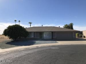 10913 W HUTTON Drive, Sun City, AZ 85351