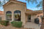Arizona room opens to covered patio
