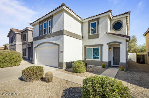 Most updated home and lowest price/ft   in this popular Tatum Ranch neighborhood with great school district and close to Desert Ridge, the Quarter and the loop 101. Open Great room has access to large backyard w/ plenty of room for entertaining family & friends. Outdoors, enjoy a covered patio, w/ room for a pool and entertaining. Open kitchen has upgraded Granite counters, newer SS appliances, plenty of storage, & huge walk-in pantry. There's plenty of room for everyone w/ multiple living spaces including large loft flex space for game room, office space/media center. UPDATES SINCE 2018: Roof and Windows, both w/warranty, fresh paint, plank tile floors, carpets, tile in Baths, landscaping, SS Appliances, Granite kitchen & bath, outdoor lighting.  Easy keeper with great future value.