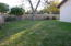 Backyard with Pecan Trees. There are a couple more on property