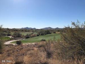 Elevated Golf Lot Overlooking 9th and 18th Green of Persimmon Golf Course
