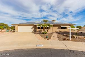 18815 N ZINNIA Court, Sun City West, AZ 85375