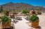 Stunning Black Mountain helps showcase the spacious backyard entertaining area.