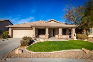 43536 W SUNLAND Drive, Maricopa, AZ 85138