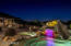 Enjoy The Starry Sky, Rock Water Slide, Jacuzzi And All That This Amazing Backyard Has To Offer