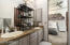 Contemporary Design Throughout Matching Bedroom/Bathroom
