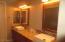 New Granite Countertop, Lighting, Bowl Sinks, and Faucets