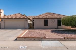 5431 W COCHISE Drive, Glendale, AZ 85302