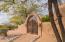 A true Arizona style courtyard entry
