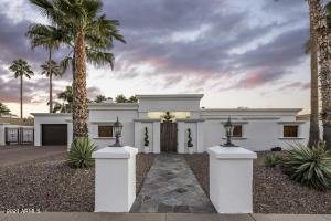 This stunning fully upgraded home is located in the magic zip code of 85254!