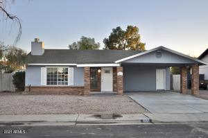 1551 E HAMPTON Circle, Mesa, AZ 85204