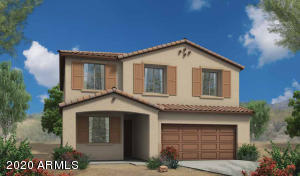 Architectural Rendering - Cypress - Elevation A.