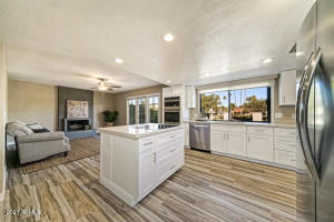 Gorgeous remodel with designer finishes.