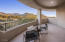 The owner's suite has two generous balconies for enjoying both mountain, sunset and city light views.