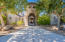 Your guests will walk through a dramatic entrance and courtyard before reaching your home