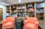 office loft library