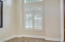 Plantation Shutters and Custom Baseboards