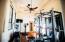 Gym off Master bathroom + Scandia Sauna
