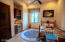 Mother-in laws suite with kitchenette, walk-in closet & 3/4 bathroom