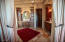 Huge Master Suite Full Bathroom Complete with his and her separate vanities, walk-in closets, and toilet rooms