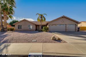 2663 E MENLO Street, Mesa, AZ 85213