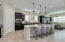 Designer Lighting Stainless appliances