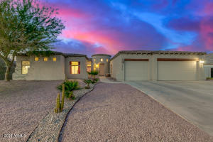 3214 W DESERT Lane, Laveen, AZ 85339