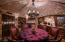 Walk In Wine Cellar with Dining Area