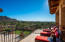 Mountain Views from Family Room Patio