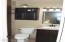 Master bathroom with new vanity.
