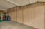 Plenty of Cabinets in the Garage