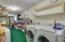 Super Nice Washer and Dryer they convey with the home