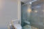 Don't miss this wonderful Master Bathroom with beautiful tiled shower and fancy toilet/bidet!
