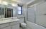 2nd Bathroom is shower/tub combination!