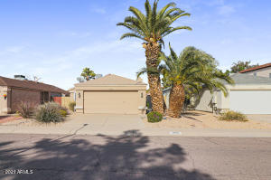 4006 W Whispering Wind Drive, Glendale, AZ 85310