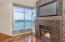 Relax by the fireplace while taking in the incredible views from your beautiful 7th floor condo.