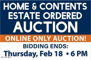 Online Auction - Home & Contents - 2357 W. El Moro Cir, Mesa, AZ 85202