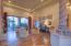 Living Room w/Cantera Columns