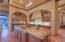 Kitchen w/Large Center Island