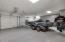 Large extended 3 Car Garage