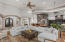 Great room with wet bar, wine cellar, fabulous space for entertaining