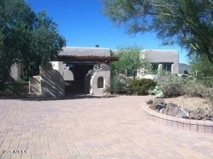 8615 E PAINT PONY Drive, Carefree, AZ 85377