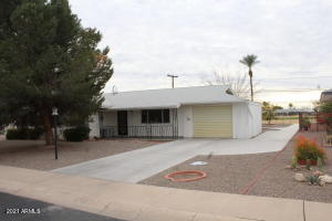 12432 N PEBBLE BEACH Drive, Sun City, AZ 85351