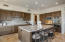 The kitchen was completely remodeled in 2015, and features all new cabinets, counter tops, appliances, and lighting. Every detail was thoughtfully completed.
