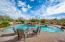 Refreshing Pool & Spillover Spa