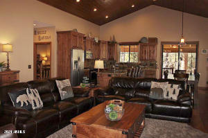 5424 N SAINT ANDREWS Drive, Lakeside, AZ 85929